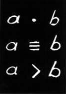 figura 109 - Connettive matematiche.