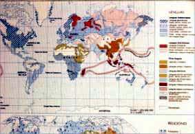 figura 111 - Carta geografica.