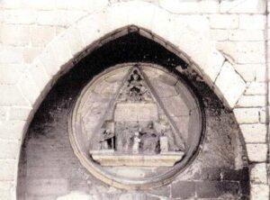 Opposizioni Sole - Luna e Cielo - Terra nella Porta del Sole di Toledo (Spagna)