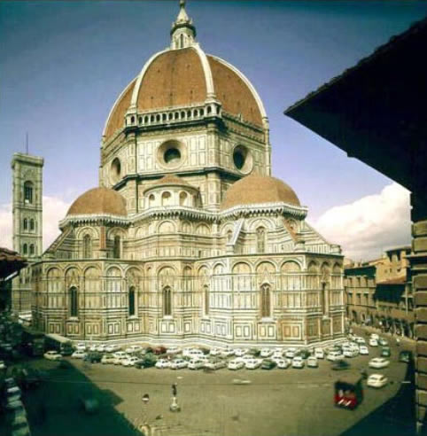 Cupola della Cattedrale di S. Maria del Fiore. Firenze (Italia)