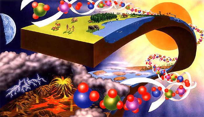 Lo psichismo in relazione con l'ambiente