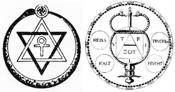 Segni che sono divenuti simboli (astrologia, alchimia, ecc.)
