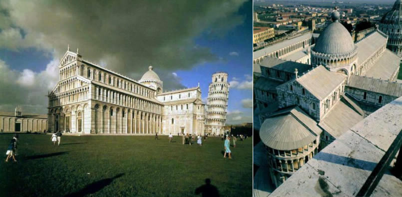 Figura 74. Cattedrale di Pisa (Italia)
